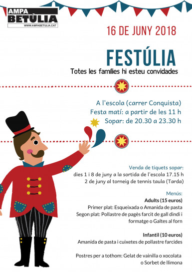 Festulia_18_cartell